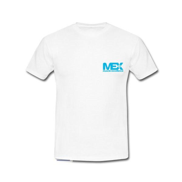 MEX Nutrition White T-Shirt