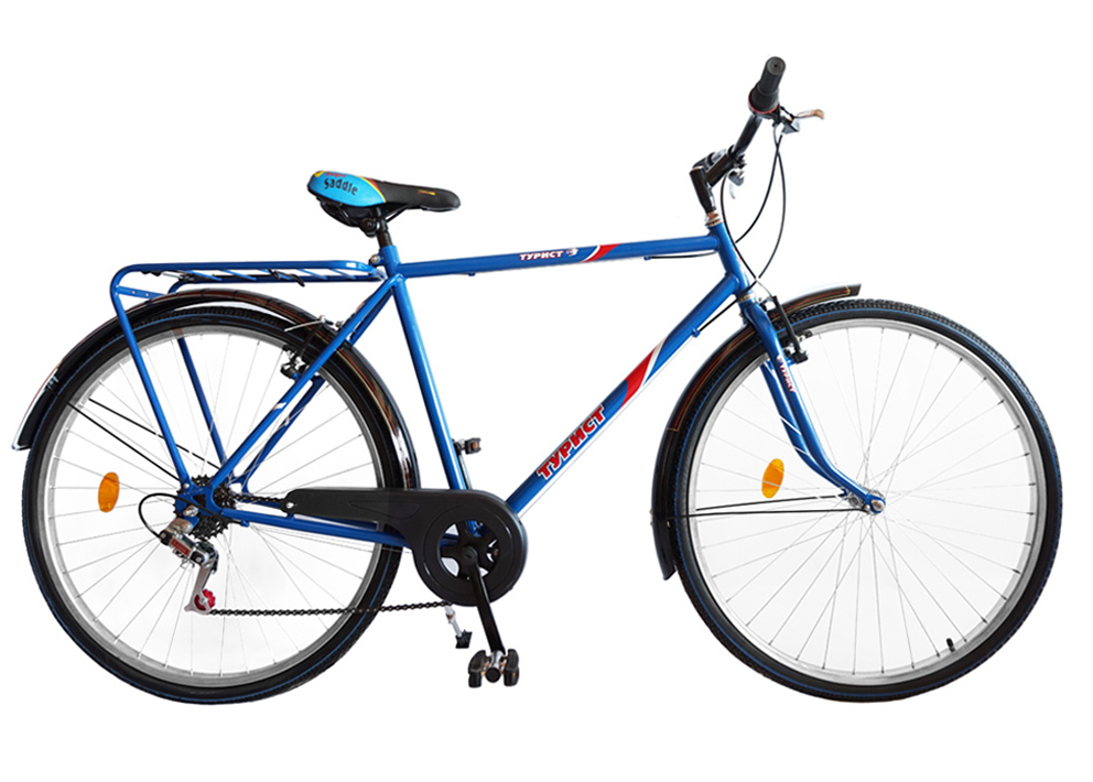 Велосипед Турист хвз 26, модель 42-33