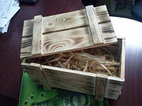Деревянные ящики