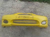 Бампер передий Hyundai Accent 1994-1999г.в хетчбек седан