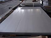 Нержавеющий лист 5,0 Х 1500 Х 3000 матовый 2В, фото 2