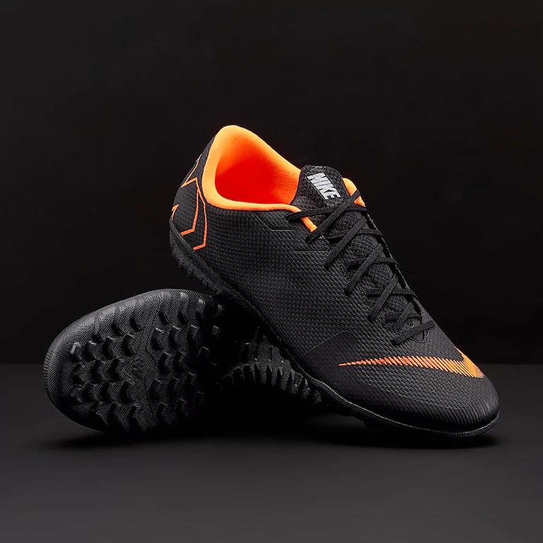 Сороконожки Nike MercurialX Vapor 12 Academy TF AH7384-081 (Оригинал)