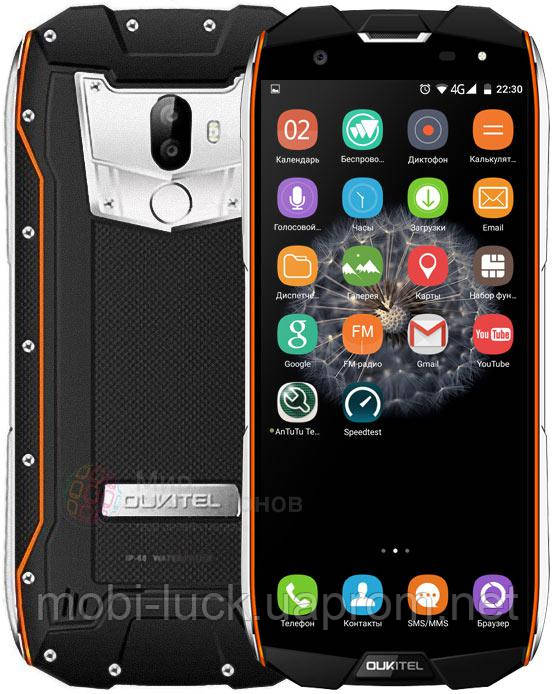 Смартфон OUKITEL WP5000   2 сим,5,7 дюйма,8 ядер,64 Гб,16 Мп,5200 мА/ч.