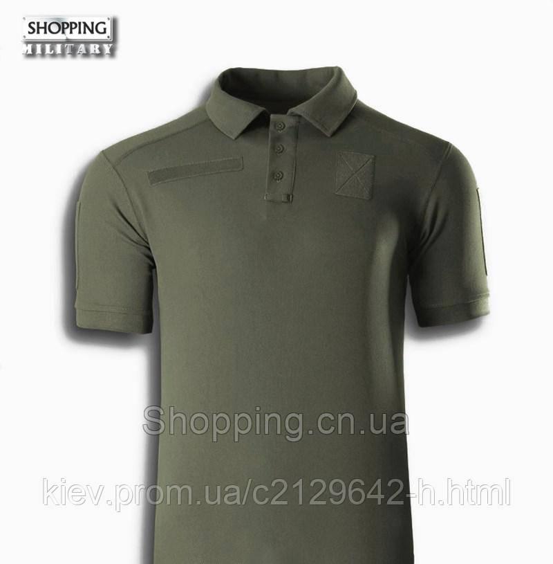 Футболка поло Олива CoolPass Olive Camo-tec - Shopping.cn.ua - интернет e7f0e72089c5e