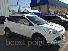 Дефлектори вікон (вітровики) Ford Kuga II (Форд куга 2 2013р+,2016г+)