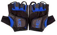 MEX Nutrition M-Fit Gloves blue
