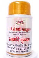 Лакшади гугул - лікування переломів і тріщин кісток, видаляє остеофіт, Lakshadi Guggal (50gm)