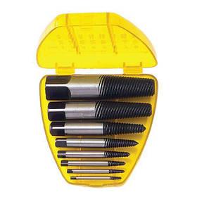 Набор экстракторов резьбы 8пр.(вывертыши) (63006B Force)