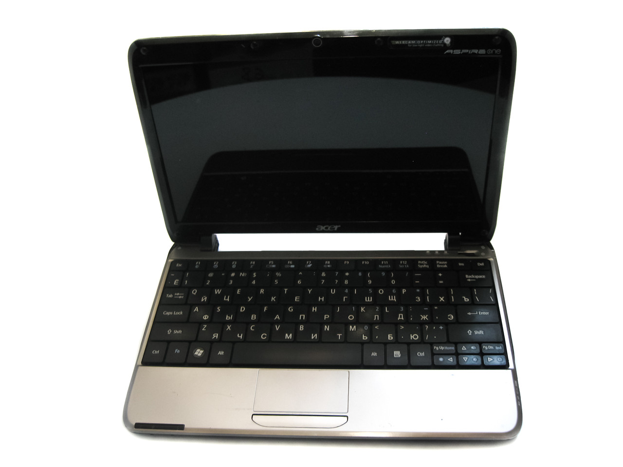 Нетбук Acer Aspire One 751 11.6 (1366x768) / Intel Atom Z520 (1x1.33GH