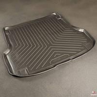 Полиуретановый ковер в багажник FORD MONDEO универсал  с 2007-2011- / цвет:черный