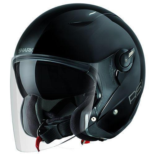 Шлем Shark Rsj 3 р.M черный глянец