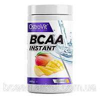 Аминокислоты OstroVit BCAA INSTANT, 400 g , фото 1