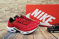 Мужские кроссовки Nike Air Max Tn Красный 720-7, фото 1