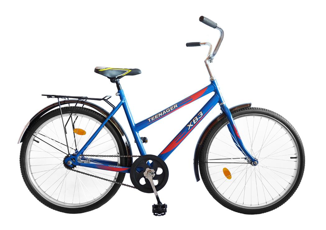 Велосипед подростковый хвз 24 Teenager 01-1