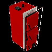 Котел длительного горения Альтеп Duo Uni Plus 15 кВт с механическим регулятором тяги