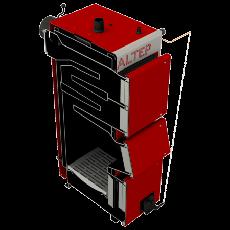 Котел длительного горения Альтеп Duo Uni Plus 15 кВт с механическим регулятором тяги, фото 3