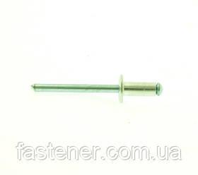 Заклепка вытяжная алюм/сталь 4,8х10 упак-675 шт, Швеция