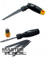 MasterTool  Ножовка-отвертка 4-В-1 (1), Арт.: 14-7401