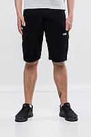 Мужские шорты с карманами на коленях Urban Planet blk