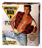 Секс-лялька чоловік Construction Man