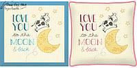 Набор для вышивания крестом To the Moon/К луне DIMENSIONS 70-35346
