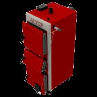 Котел твердотопливный Альтеп Duo Uni Plus 27 кВт регулятор тяги