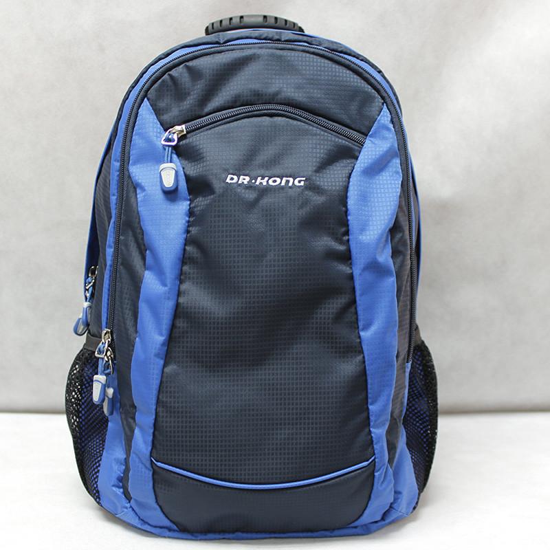 Рюкзак ортопедический  Z  130014, размер L 46х30х15, синий