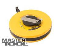 MasterTool  Рулетка 50 м*13 мм, полотно из стекловолокна, Арт.: 69-5013