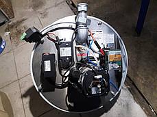 """Газові пальники RG30-Z-L-N KE20 3/4"""" (потужність 105 - 260 кВт), фото 2"""