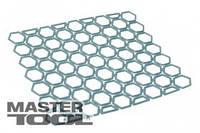 "MasterTool  Решетка для раковины ""Соты"" 290 * 250 мм, Арт.: 92-0088"