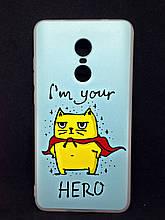 Чехол Xiaomi Redmi Note 4X Summer Edition