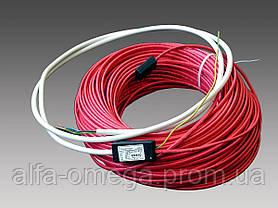 Нагревательный кабель Ensto (Энсто) TASSU12 - для тёплого пола, 1200 Вт, длина 54 м, фото 2
