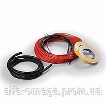 Нагревательный кабель Ensto (Энсто) TASSU12 - для тёплого пола, 1200 Вт, длина 54 м, фото 3