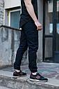 Карго брюки мужские темно-синие от бренда ТУР модель Титан (Titan) размер XL, фото 2