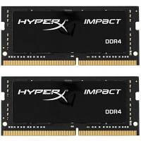 Модуль памяти для ноутбука SoDIMM DDR4 32GB (2x16GB) 2133 MHz HyperX Impact Kingston (HX421S13IBK2/32)