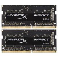Модуль памяти для ноутбука SoDIMM DDR4 16GB (2x8GB) 2133 MHz HyperX Impact Kingston (HX421S13IB2K2/16)