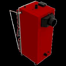 Котел твердотопливный Altep Duo Uni Plus 40 кВт с механической автоматики, фото 2