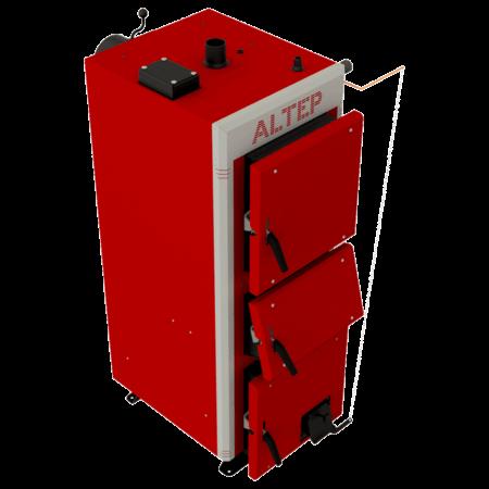 Котел твердотопливный Altep Duo Uni Plus 40 кВт с механической автоматики