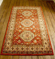 Состаренные ковры, классические ковры, ковры фото, шерстяной ковер, фото 1