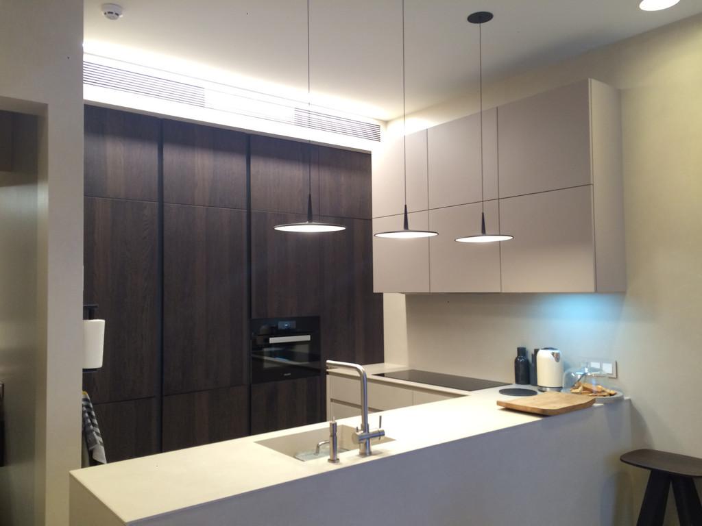 Кухня TWENTY, фабрика MODULNOVA в современном интерьере 4