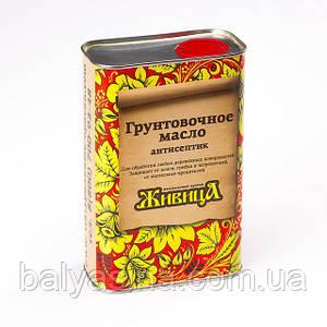 Грунтовочное масло для древесины Антисептик Живица 1Л