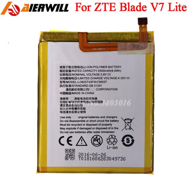 Аккумулятор Li3825T43P3h736037 ZTE BV0720 / For ZTE Blade A2 / For ZTE