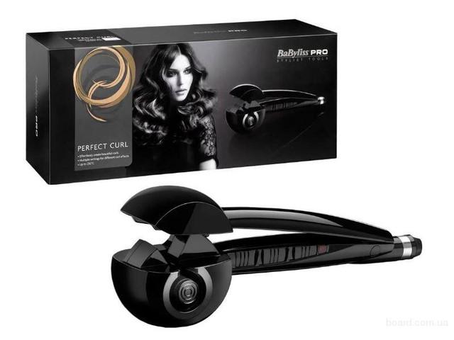 Babyliss Pro Perfect Curl плойка для завивки волос - 1299грн.