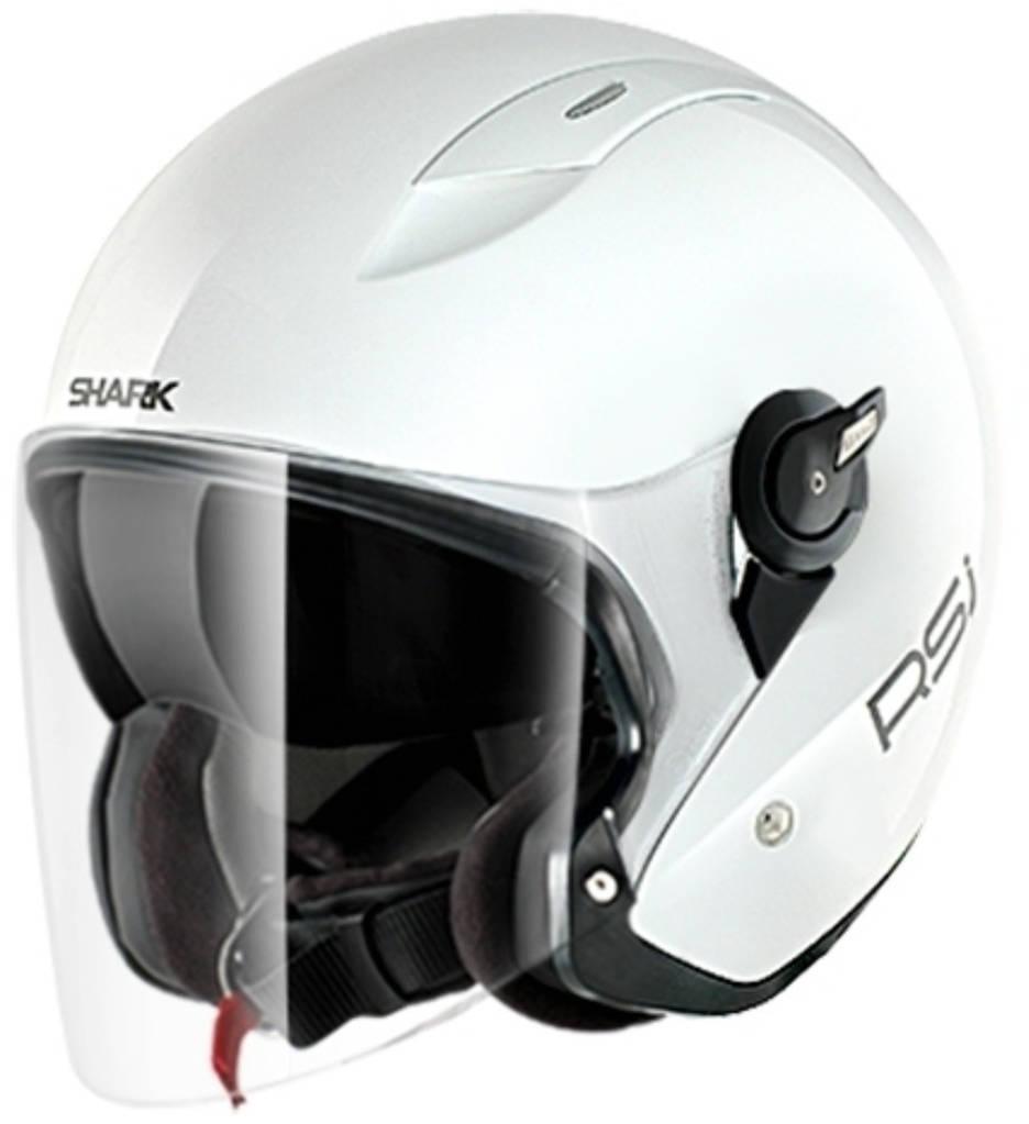 Шлем Shark Rsj 3 р.M белый глянец