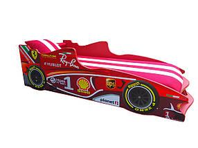 Кровать-машинка Формула 1 , фото 3