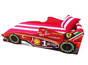 Кровать-машинка Формула 1 , фото 2