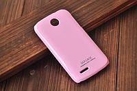 Чехол SGP для Lenovo A690 Розовый