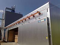 Конвективные сушильные камеры для древесины LUKA (Польша)