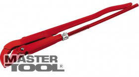 MasterTool  Ключ трубный 45 градусов (3), Арт.: 76-0763