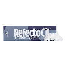 Защитные патчи под глаза для окрашивания бровей и ресниц RefectoCil